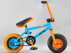 Blue Steel IROK+  COMPLETE MINI ROCKER - MINI BMX